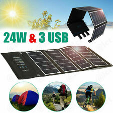 200w Portable Power Station Solar Generator Backup Battery Source Power Supply