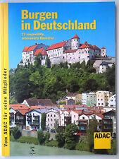 ADAC Freizeitbroschüre Burgen in Deutschland
