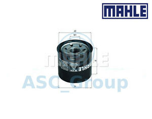 3x Mahle Ölfilter OC 574 OC574