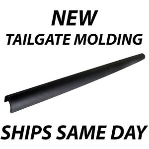 Replaces 2C3Z-9940602-AAA APDTY 035677 Tailgate Protector Plastic Top Moulding Cover Assembly Fits 1999-2007 Ford F150 Heritage F250 F350 F450 F550 Super Duty Pickup