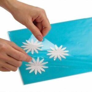 Plastic-Cake-Decor-Sugar-Flower-Dry-Mat-Kitchen-Supply-Sugarcraft-Blue-Tool-High