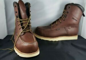 Novo-Red Wing Shoes #2418 Masculino