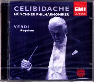 Sergiu-CELIBIDACHE-VERDI-REQUIEM-Filipova-Runkel-Dvorsky-Kurt-Rydl-EMI-2CD-Neu