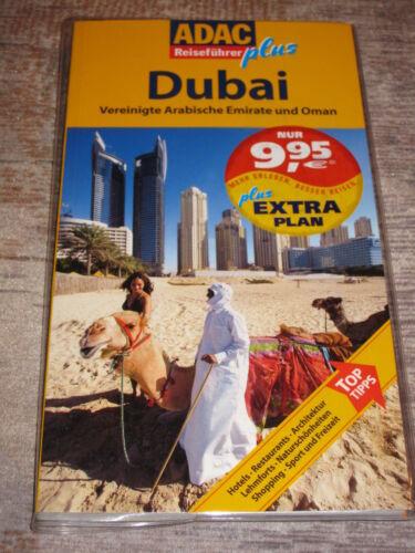 """1 von 1 - ADAC plus Reiseführer """" DUBAI """" mit Urlaubskarte"""