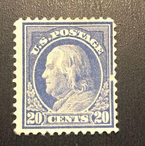 US-Stamp-419-Mint-OG-H-190-Franklin-Low-Price