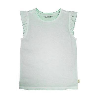 Burts Bees Baby Girls Short Sleeve and Sleeveless Tees Tank Tops 100/% Organic Cotton