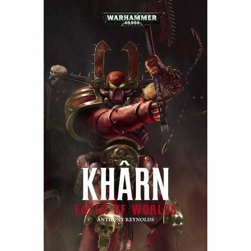 1 of 1 - Kharn: Eater of Worlds, Very Good Condition Book, Reynolds, Anthony, ISBN 978178
