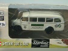 Brekina Steyr 380/i Haflinger Service/Austria - 58005 - 1/87