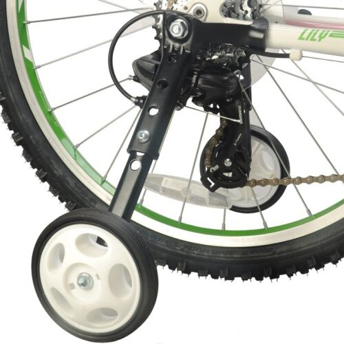 Universal Cycle Training Wheels For 6-18-20-22-24 inch Stabilizers Kids Bicycle
