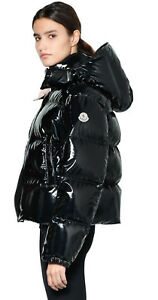 8cdf80859 Details about 100% Authentic $1735 NEW MONCLER GAURA SHINY PUFFER QUILTED  COAT SIZE 3 (L)