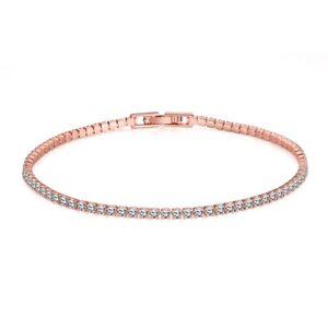 Alex-Mirrored-Swarovski-Crystal-Rafaelian-Rose-Gold-Beaded-Bracelet