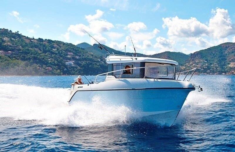 Arvor 810 m/ Mercruiser 3,0 TDI 230 HK, Motorbåd, årg. 2019