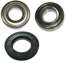 Cuscinetto tamburo Set AEG Privileg Lavatrice 6206ZZ 6207ZZ 40,2x72x11/14