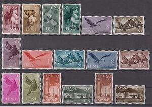 SPAIN-IFNI-COMPLETE-MNH-YEAR-1960-EDIFIL-159-75