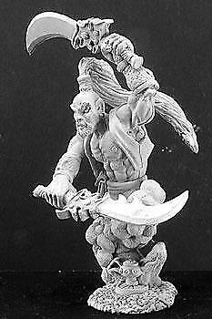 Hassan Genie Reaper Miniatures 02927