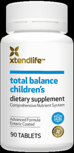 Xtendlife-Children-039-s-Total-Balance-90-Tablets-Not-Chewable