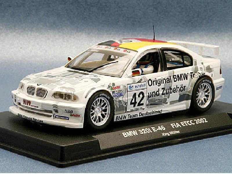 Fly BMW 320I E-46 FIA ETCC 2002 A621 New New