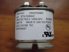 AEROVOX 17UF 340VAC Motor Run Capacitor Z73P341MR
