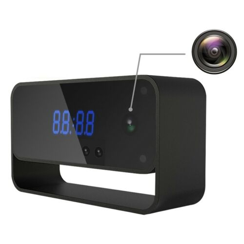 Wifi Camera Clock Hd 1080P Cctv Wireless Security Ip Cam For Home Indoor Came M3