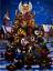 DMC-Modern-Holiday-Christmas-Disney-Cross-Stitch-Pattern-Chart-PDF-14-Count thumbnail 19