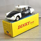 DEFECT SCRATCHES DINKY TOYS 501 DS 19 POLICE 1:43 ATLAS ALLOY DIECAST CAR MODEL