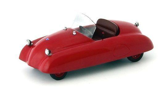 Volugrafo Bimbo 46 1946 rosso 1:43 1:43 1:43 Model AUTOCULT de5242