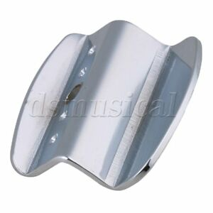 Details about 31x29mm Silver Zinc Alloy Banjo Tailpiece Replacement for 4  String Banjo Guitar