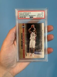 2003-04-LeBron-James-Rookie-Card-PSA-10-Upper-Deck-Gold-RC-3