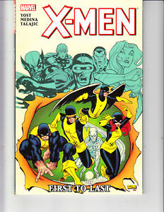 X-Men-First-to-Last-by-Chris-Yost-2012-Paperback-TPB-Trade-TP-Marvel-Comics
