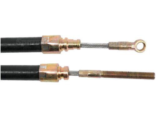 Cable de freno de mano se adapta internacional 484 584 684 784 884 tractores.