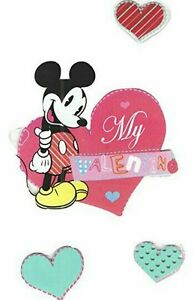 image is loading disney mickey mouse valentine 039 s day gel - Mickey Mouse Valentines