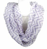 Womens Glitz Scarf Collection Fashion Infinity Chevron Scarves Diff Colors