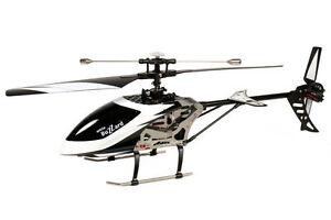 RC-Hubschrauber-Helikopter-Buzzard-4-Kanal-2-4-GHz-51cm-inkl-Lipo-Akku-NEU