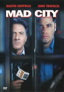 DVD-MAD-CITY-John-Travolta-Dustin-Hoffman-NEUF-cellophane