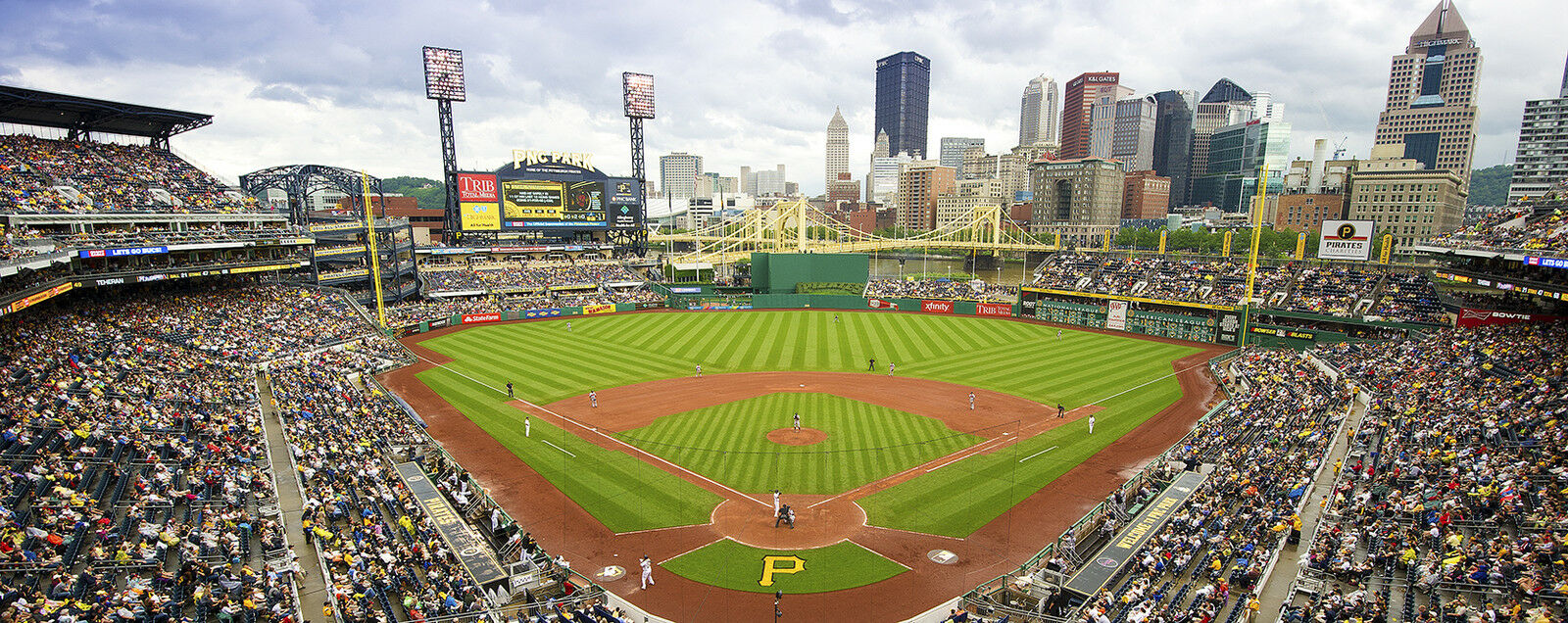 Cincinnati Reds at Pittsburgh Pirates