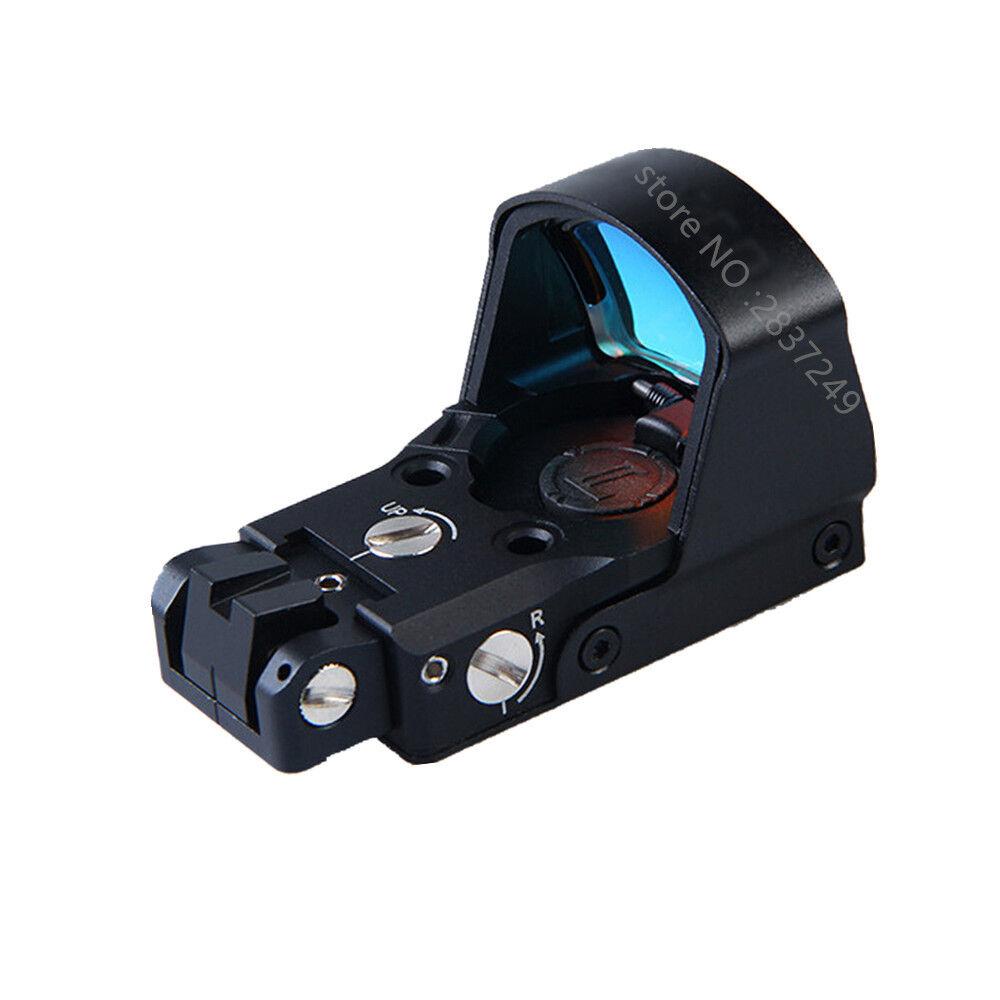D-punto Pro estilo táctico Micro Mini DP-Pro Visor de punto rojo alcance