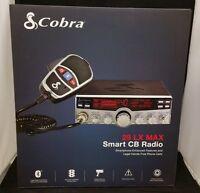 Cobra 29 Lx Max 29lx Max 40 Channel Cb Radio Pro Tuned,mosfet,swing Kit
