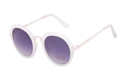 Femmes Rétro Classique Chat Yeux Lunettes de soleil vintage ronde Lunettes Eye Wear