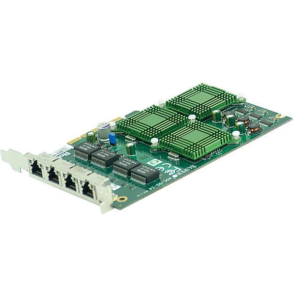 *NEW* Supermicro AOC-UG-I4 - 4x Gigabit Network NIC - PCI Express x8