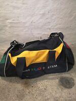 Weekendtaske, H2O, H2O sportstaske i 90'er look.