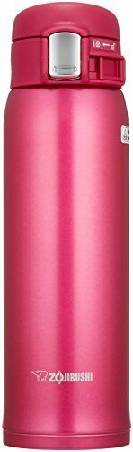 Zojirushi  Stainless Thermos Mug Bottle Deep Cherry 0.48L SM-SC48PV