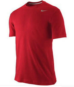 Image is loading Nike-Men-039-s-Dri-FIT-Cotton-Tee-