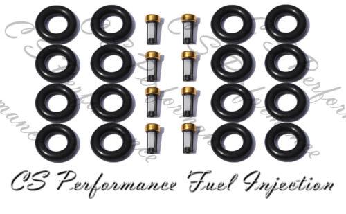 Fuel Injector Service Repair Rebuild Kit Orings Filters  4.7 5.7 V8 CSKRP18