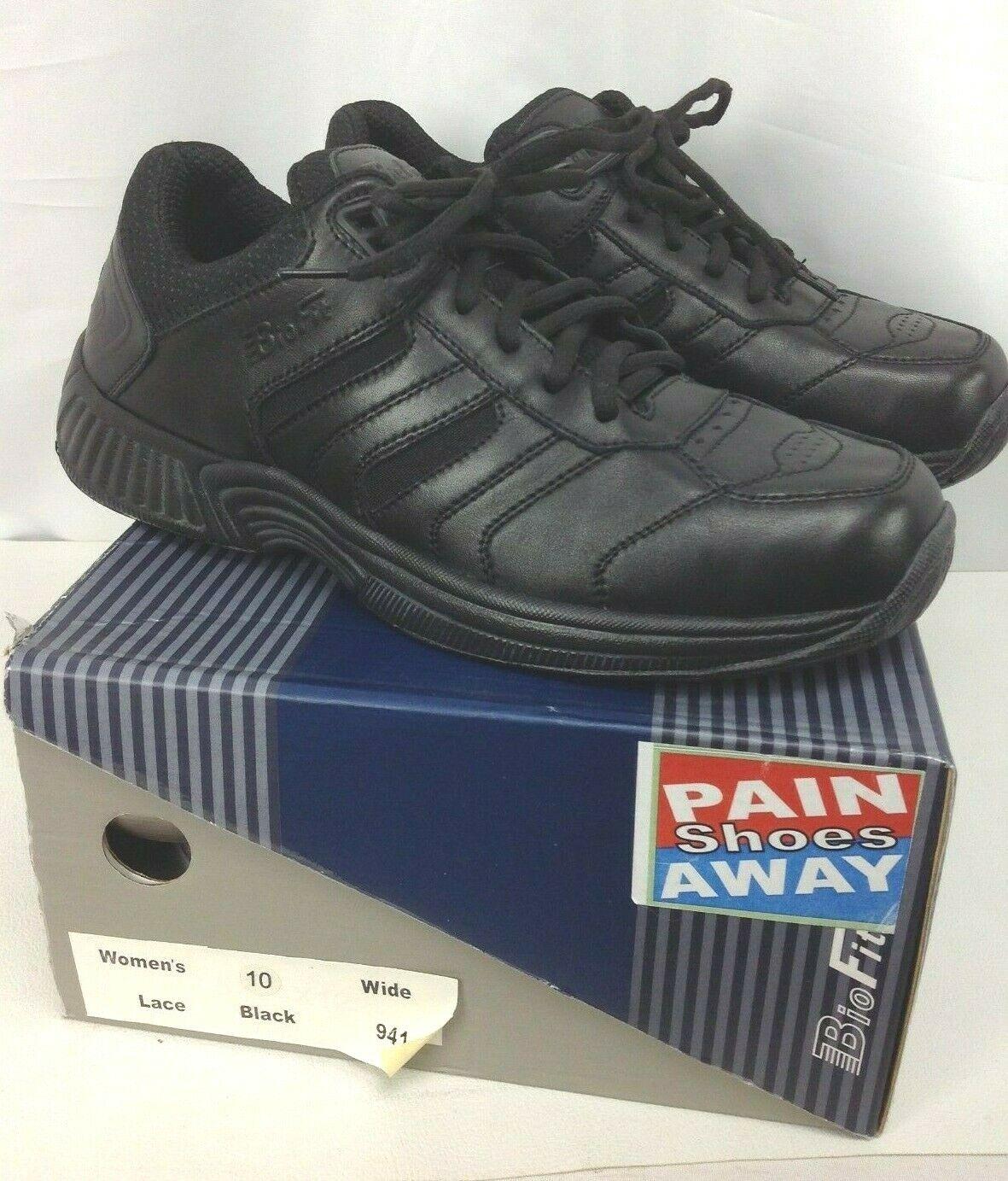 badd19d5470 Orthofeet Zapatos Whitney 941 para mujer de zapato terapéutico para  aparatos ortopédicos Ancho 10 D