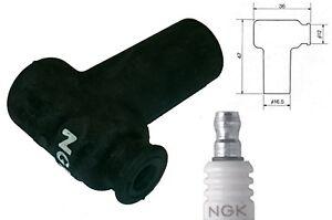NGK-Bujia-Gorra-LB05EMH-Resistor-Cubierta-Negro-90-8338