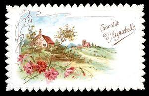 Chromo Aiguebelle-paysages Et Fleur Denteles 4 Ajesxmna-07232028-239588399