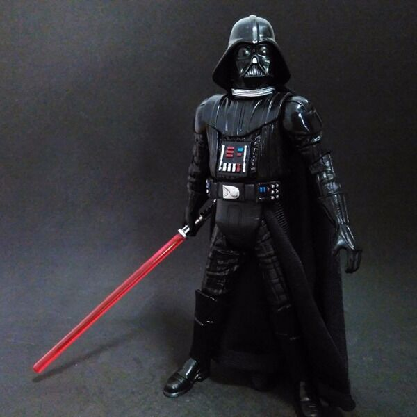 "Star Wars Darth Vader 10cm / 4"" PVC Action Figure Loose Size S"