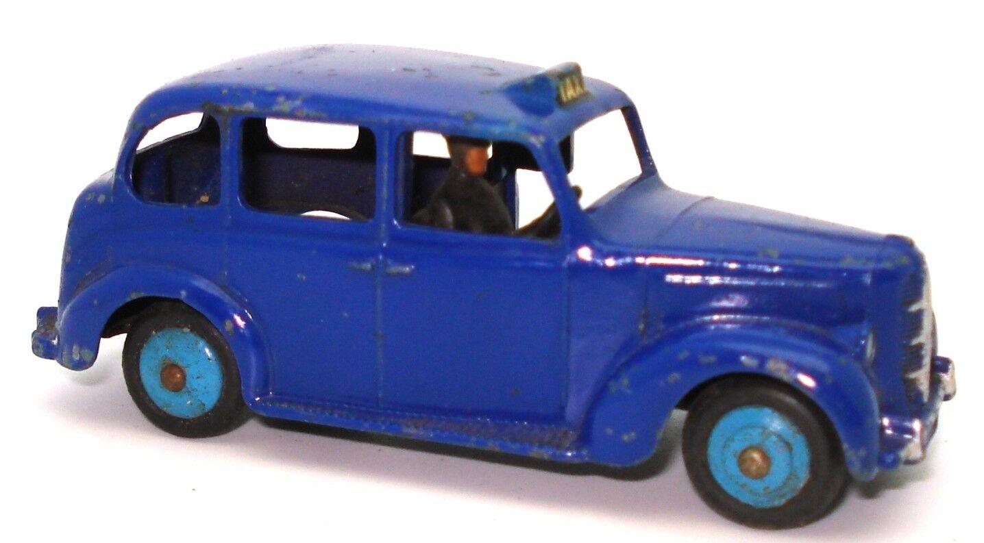 DINKY NO. 40H 40H 40H AUSTIN FX3 TAXI - TWO TONE - RARE DK blueE - BOOK PRICE    L2 8f0345