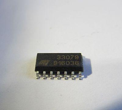 TL074CD Jfet quad opérational amplifiers SO-14 STM RoHS lot de 20