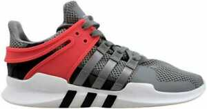 reputable site c6323 b05c8 Image is loading Adidas-EQT-Support-ADV-Solid-Grey-Black-Turbo-